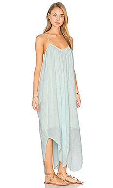 Steele Cahua Maxi Dress in Mint