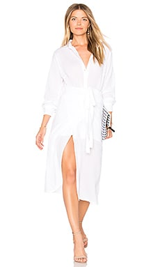 Stevie Wrap Dress