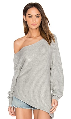 Karla Knit in Soft Gray