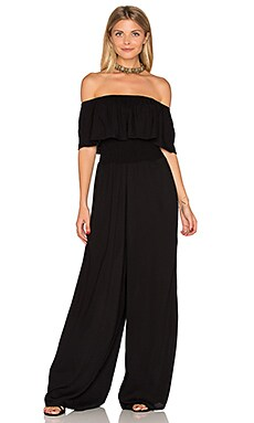 Arizona Jumpsuit in Black