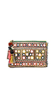 Lipika Embroidered Clutch