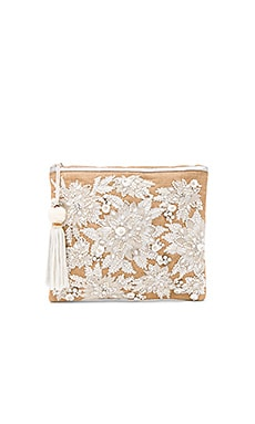 Mansi Embroidered Clutch