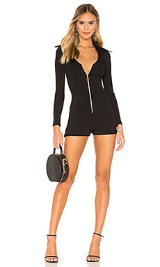 Zip Romper Stoned Immaculate $106