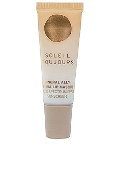 Mineral Ally Hydra Lip Masque SPF 15 Soleil Toujours $22 NEW