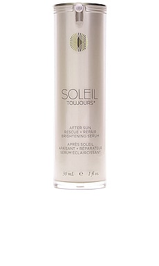 After Sun Rescue + Repair Brightening Serum Soleil Toujours $98