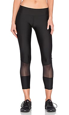 Stone Fox Sweat Luna Legging in Onyx