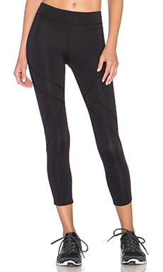 Stone Fox Sweat Ginger Legging in Onyx