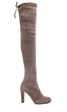 Highland Boot Stuart Weitzman $798 BEST SELLER