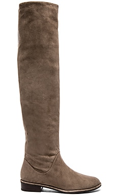 Rocker Chic Boot in Praline