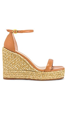 Nudist Espadrille Wedge Stuart Weitzman $350