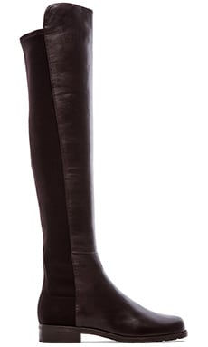 5050 Stretch Leather Boot in Nigeria Nappa