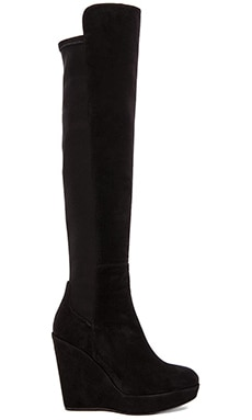 Highline Boot in Black