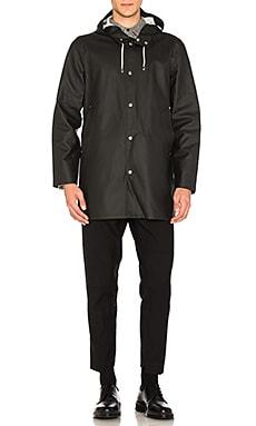 Stutterheim Stockholm Jacket in Black/Svart