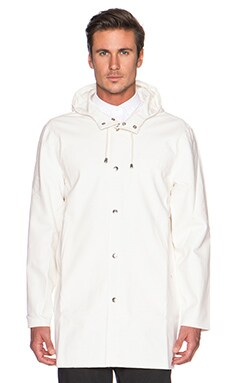 Stutterheim Stockholm Jacket in White