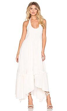 Stillwater The Kasbah Midi Dress in Vintage White