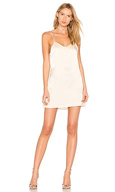 Slip Mini Dress in Light