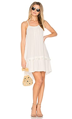 Caro Mini Dress in White