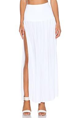 Stillwater The Gypsy Skirt in White