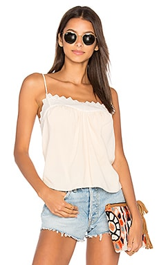 Lace Cami in Light