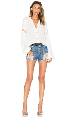 Stillwater The Rambler Top in Ivory