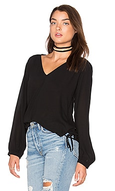 Stillwater Wilder Top in Black