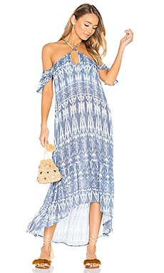 Lover Maxi Dress in Ikat