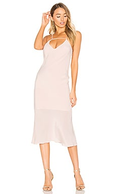 Amore Slip Dress in Sorbet