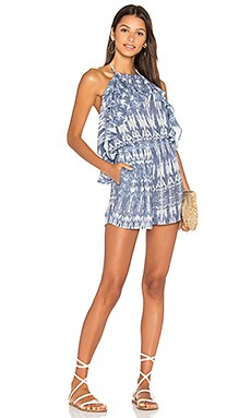 Lover Romper in Ikat