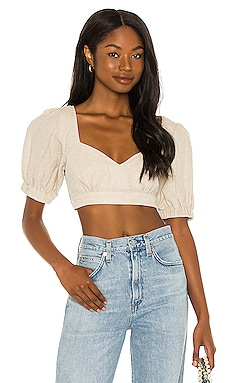 TOP CROPPED CECILE Suboo $90
