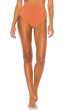 Farrah High Waisted Bikini Bottom Suboo $120