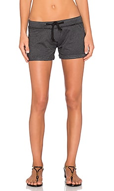 Sub_Urban RIOT Sadie Short in Faded Black