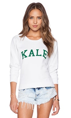 Sub_Urban RIOT Kale Sweatshirt in White