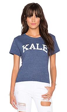 Sub_Urban RIOT Loose Kale Tee in Midnight Navy