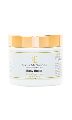 Pure Peppermint Body Butter Sugar Me Smooth $69