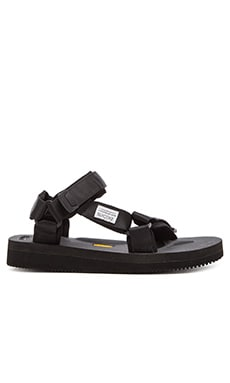 Suicoke DEPA-V2 Sandal in Black