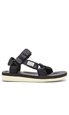 Suicoke DEPA-V2 Sandal in Navy