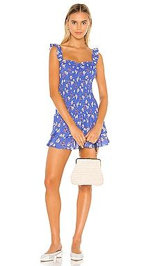 Bodhi Mini Dress Sun Becomes Her $77