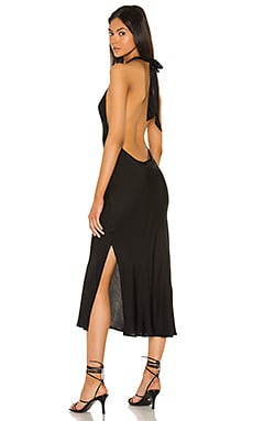 Waterfall Midi Dress Sun Becomes Her $176