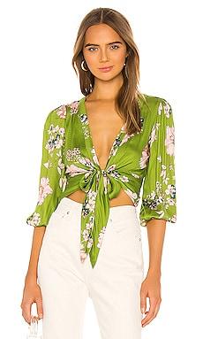 Modern Kimono Top Sun Becomes Her $138