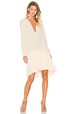 SUNCOO Camy Dress in Beige
