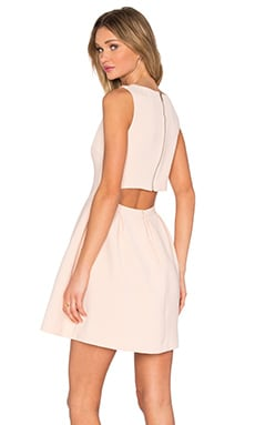 Chelsy Back Cutout Dress