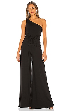 One Shoulder Jumpsuit Susana Monaco $198