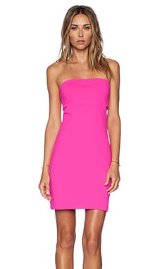 Susana Monaco Becca Dress in Pink Glo