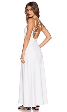 Leona Maxi Dress in Sugar