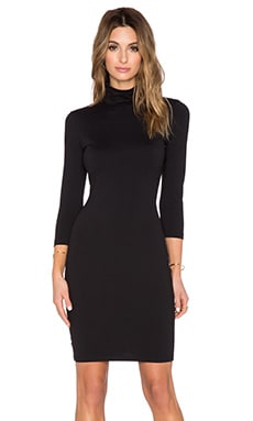 Susana Monaco Cat Dress in Black