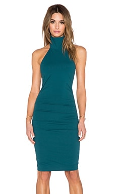 Susana Monaco Selena Dress in Deep Teal
