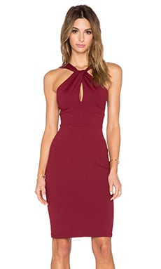 Susana Monaco Aura Dress in Scarlet