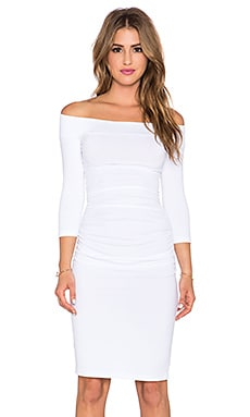 Susana Monaco Lydia Dress in White