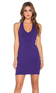Susana Monaco Gia Dress in Fig
