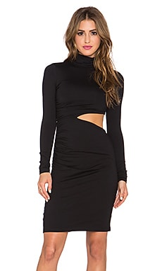 Susana Monaco Theda Dress in Black